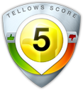 Tellows Score 5 zu 02123371100